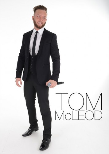 Tom McLeod - book from SMC Entertainment