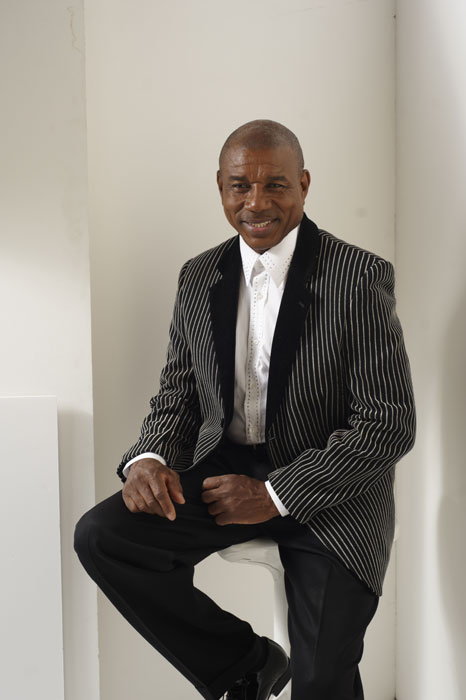 Book Roy Hemmings through SMC Entertainment